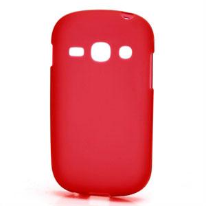 Billede af Samsung Galaxy Fame inCover TPU Cover - Rød