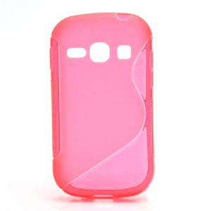 Billede af Samsung Galaxy Fame inCover S-line TPU Cover - Rosa