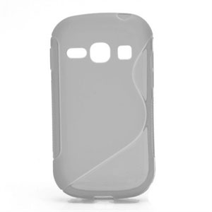 Billede af Samsung Galaxy Fame inCover S-line TPU Cover - Grå