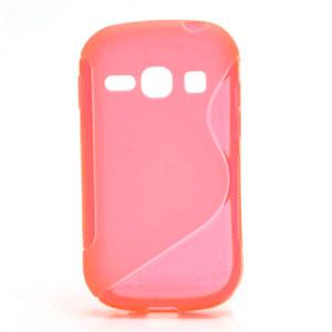 Billede af Samsung Galaxy Fame inCover S-line TPU Cover - Rød