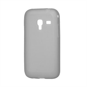 Image of Samsung Galaxy Ace Plus TPU cover fra inCover - grå