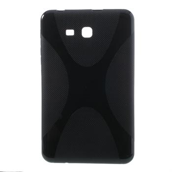 Billede af Samsung Galaxy Tab 3 Lite inCover TPU Cover - Sort