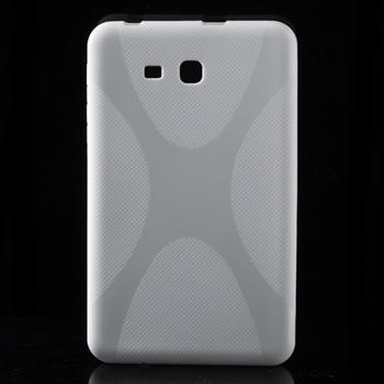 Billede af Samsung Galaxy Tab 3 Lite inCover TPU Cover - Hvid