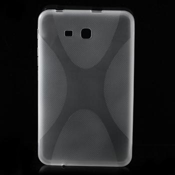 Billede af Samsung Galaxy Tab 3 Lite inCover TPU Cover - Gennemsigtig