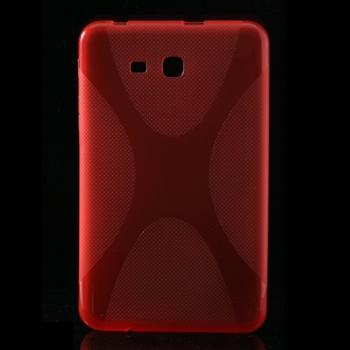 Billede af Samsung Galaxy Tab 3 Lite inCover TPU Cover - Rød