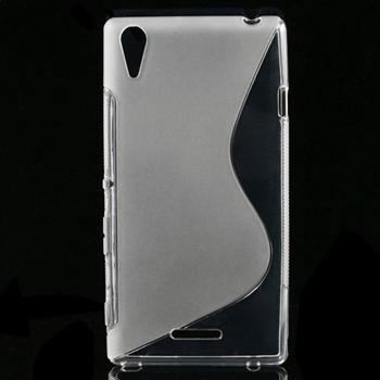 Billede af Sony Xperia T3 inCover TPU S-line Cover - Gennemsigtig