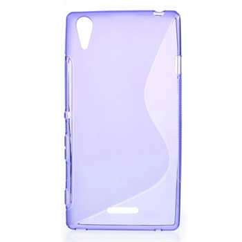 Billede af Sony Xperia T3 inCover TPU S-line Cover - Lilla