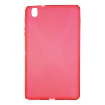Billede af Samsung Galaxy TabPRO 8.4 TPU X-Line Cover - Rød