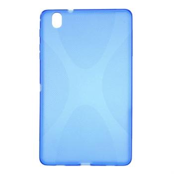 Billede af Samsung Galaxy TabPRO 8.4 TPU X-Line Cover - Blå