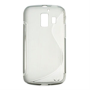 Image of Huawei Ascend Y200 inCover TPU S-Line Cover - Grå
