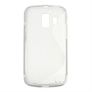 Image of Huawei Ascend Y200 inCover TPU S-Line Cover - Gennemsigtig