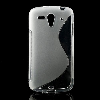 Image of Huawei Ascend G300 inCover TPU S-line Cover - Gennemsigtig