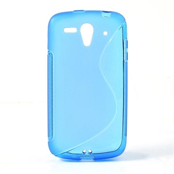 Image of Huawei Ascend G300 inCover TPU S-line Cover - Blå