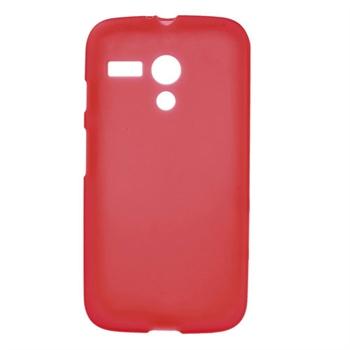 Billede af Motorola Moto G inCover TPU Cover - Rød