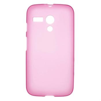 Billede af Motorola Moto G inCover TPU Cover - Rosa