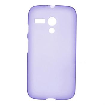 Billede af Motorola Moto G inCover TPU Cover - Lilla