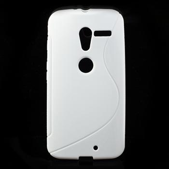 Image of Motorola Moto X inCover TPU S-line Cover - Hvid