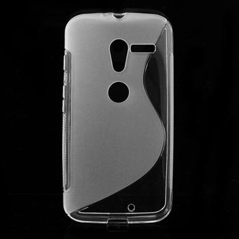 Image of Motorola Moto X inCover TPU S-line Cover - Gennemsigtig