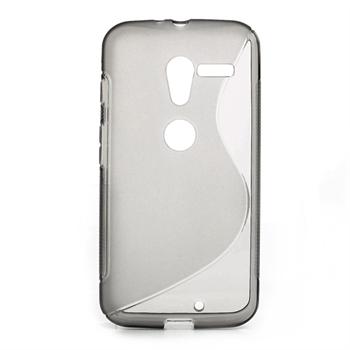 Image of Motorola Moto X inCover TPU S-line Cover - Grå