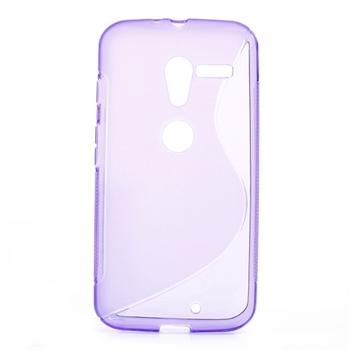 Image of Motorola Moto X inCover TPU S-line Cover - Lilla