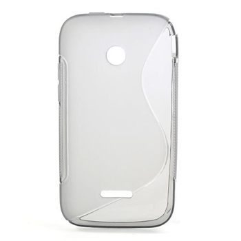 Image of Huawei Ascend Y210 inCover TPU S-line Cover - Grå