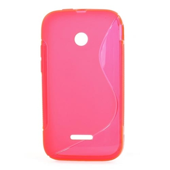 Image of Huawei Ascend Y210 inCover TPU S-line Cover - Rosa