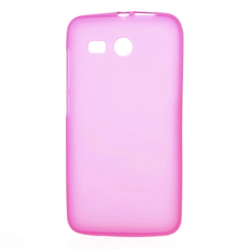 Huawei Ascend Y511 inCover TPU Cover - Rosa
