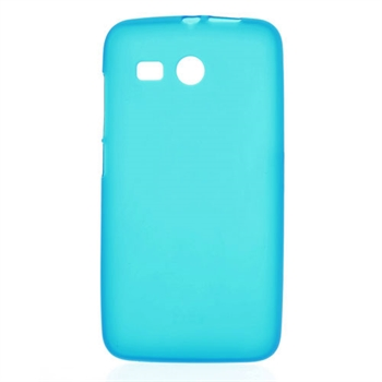Huawei Ascend Y511 inCover TPU Cover - Lys Blå