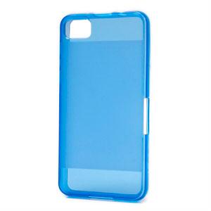 Billede af BlackBerry Z10 inCover TPU Cover - Blå