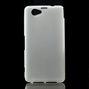 Billede af Sony Xperia Z1 Compact inCover TPU Cover - Hvid