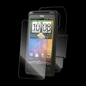 HTC EVO 4G invisible SHIELD MAXIMUM beskyttelse