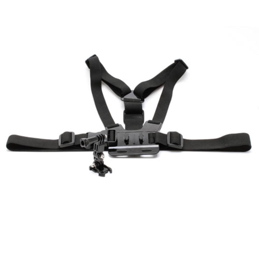 Image of   GearMate Fleksibel Bryst Mount til GoPro Hero 4/3/2/1