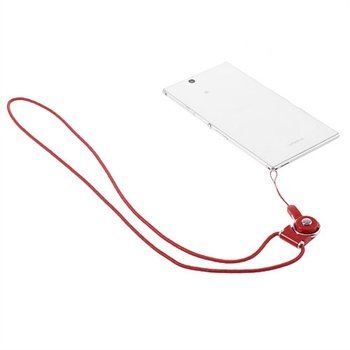 Image of   Halskæde Til Smartphones & Gadgets - Rød