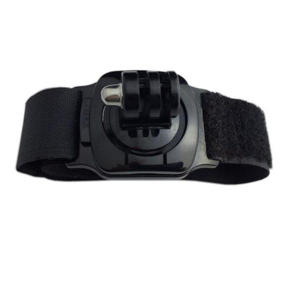 Image of   GearMate 360 Graders Velcro Håndleds Mount til GoPro Hero 4/3/2/1