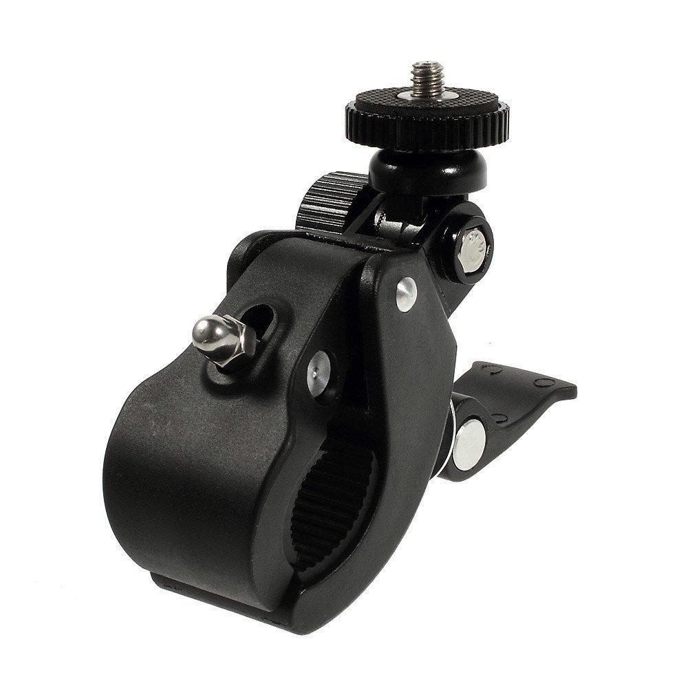 Image of   GearMate Fleksibel Cykel/Motercykel/Pole Mount til GoPro Hero 4/3/2/1