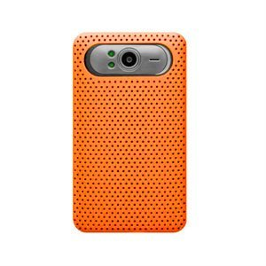 Image of HTC HD 7 Hard Air cover fra inCover - orange