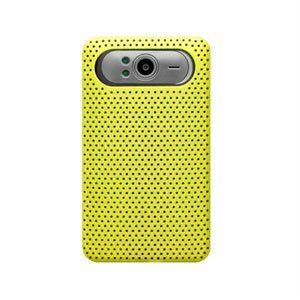 Image of HTC HD 7 Hard Air cover fra inCover - gul