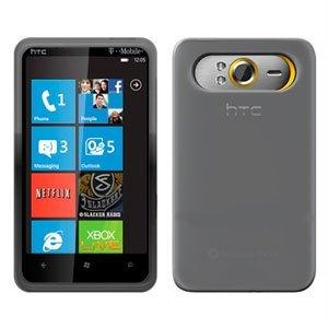 Billede af HTC HD 7 Silikone cover fra inCover - grå