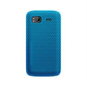 Image of HTC Sensation og HTC Sensation XE Hard Air cover fra inCover - babyblå