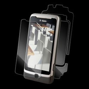 Image of HTC Desire Z invisible SHIELD MAXIMUM beskyttelse