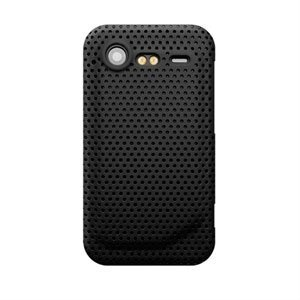 Image of HTC Incredible S Hard Air cover fra inCover - sort