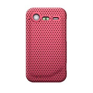 Image of HTC Incredible S Hard Air cover fra inCover - pink