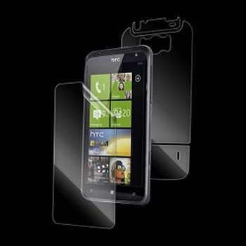 Image of HTC Titan invisible SHIELD MAXIMUM beskyttelse