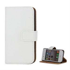 Image of Apple iPhone 4S FlipStand Taske/Etui - Hvid