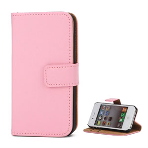 Image of Apple iPhone 4S FlipStand Taske/Etui - Pink