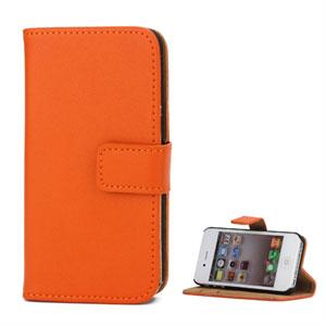 Apple iPhone 4S FlipStand Taske/Etui - Orange
