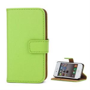 Apple iPhone 4S FlipStand Taske/Etui - Grøn