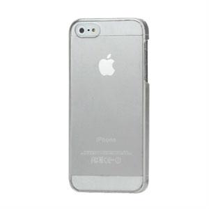 Image of   Apple iPhone 5/5S Plastik cover fra inCover - gennemsigtig