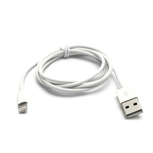 Billede af Apple Lightning USB Oplade- & Datakabel - Hvid 1M