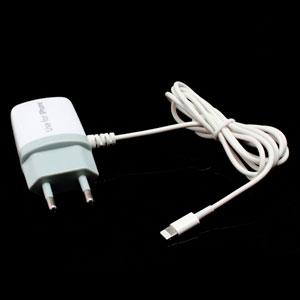 Billede af Lightning oplader til Apple - hvid